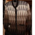 Stentori - villatuotteet, pintakuvio, Paletti-takki
